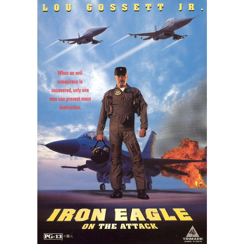 Iron Eagle Iv (Dvd), Movies