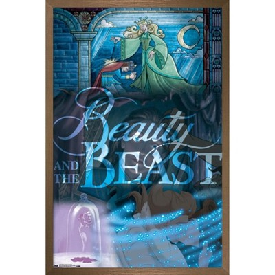 Trends International Disney Beauty And The Beast - Enchanted Unframed Wall Poster Print