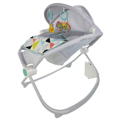 Fisher-Price Premium Auto Rock 'n Play Sleeper with SmartConnect - Windmill