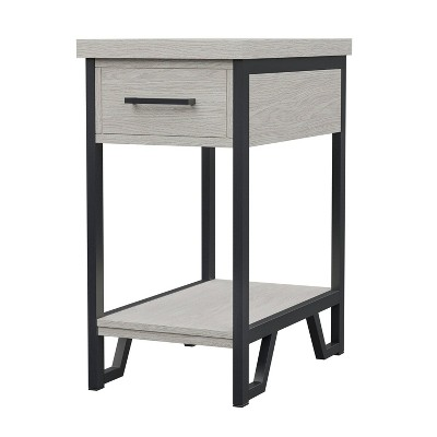 Imbraxa 1 Drawer Side Table - HOMES: Inside + Out