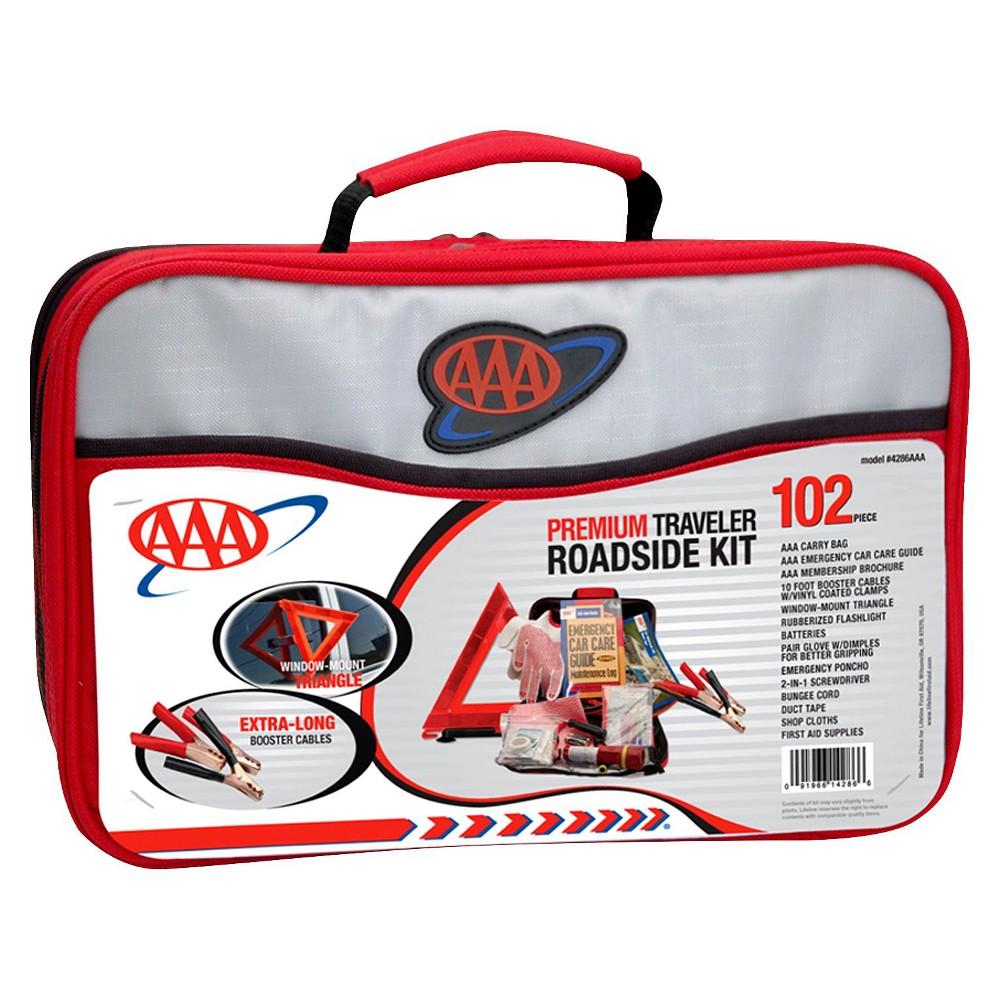 Image of Aaa Emergency Roadside Kit, Multi-Colored