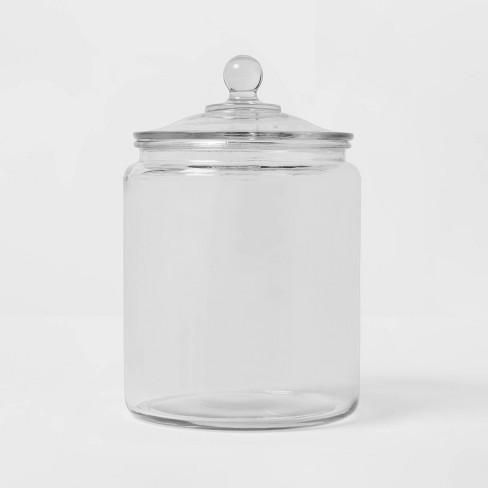 64oz Glass Jar and Lid - Threshold™ - image 1 of 3
