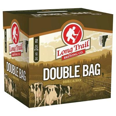Long Trail Double Bag Altbier Beer - 12pk/12 fl oz Bottles