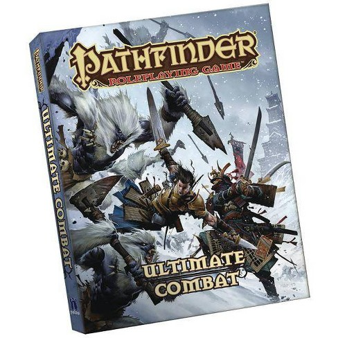 Pathfinder Roleplaying Game: Ultimate Combat Pocket Edition - by  Jason Bulmahn (Paperback) - image 1 of 1