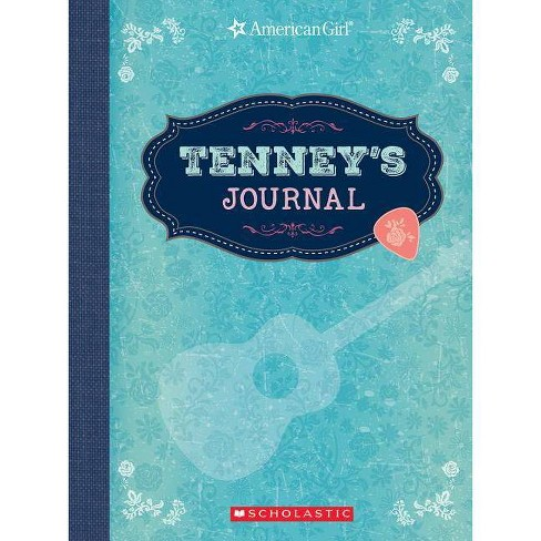 Tenney's Journal - (American Girl: Tenney Grant) by  Molly Hodgin (Hardcover) - image 1 of 1