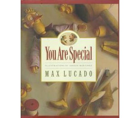 You Are Special (Hardcover) (Max Lucado) - image 1 of 1