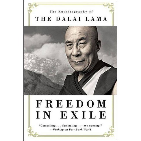 Freedom in Exile - by  Dalai Lama (Paperback) - image 1 of 1
