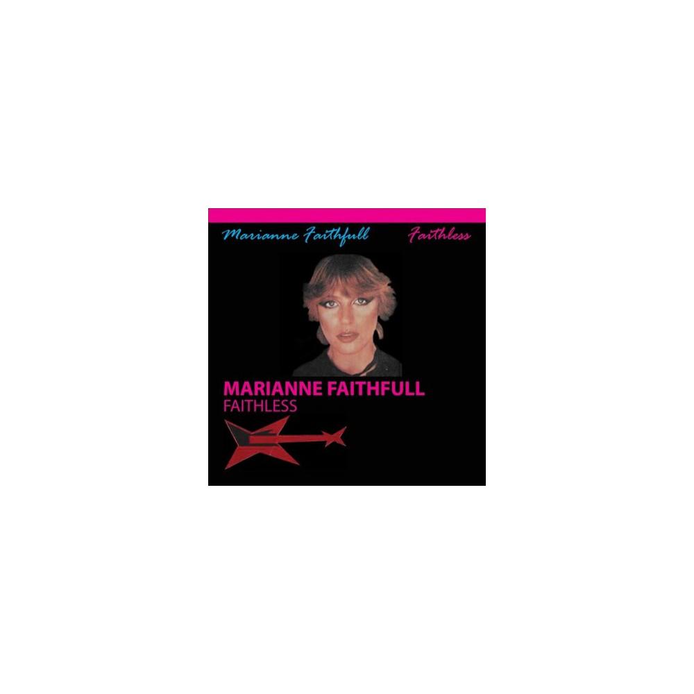 Marianne Faithfull - Faithless (CD)