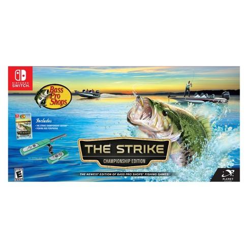 Bass Pro Shops The Strike: Championship Edition Bundle - Nintendo Switch