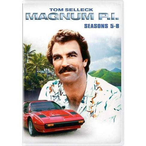 Magnum P.I.: Seasons 5-8 (DVD)(2018) - image 1 of 1