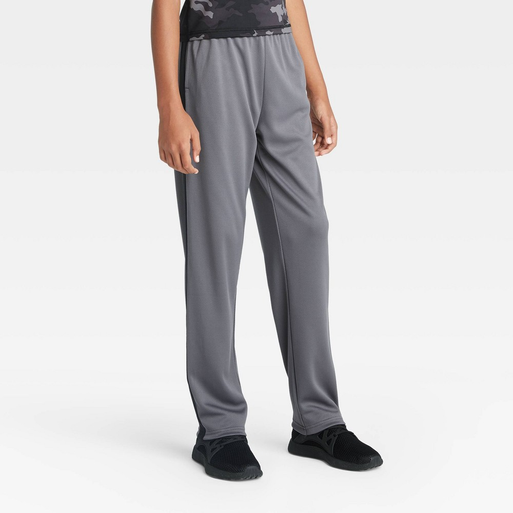 Boys 39 Performance Pants All In Motion 8482 Gray Xl