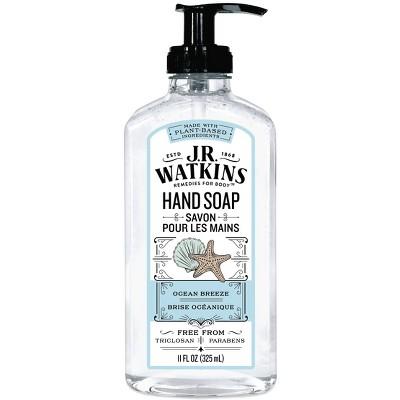 J.R. Watkins Ocean Breeze Liquid Hand Soap - 11oz
