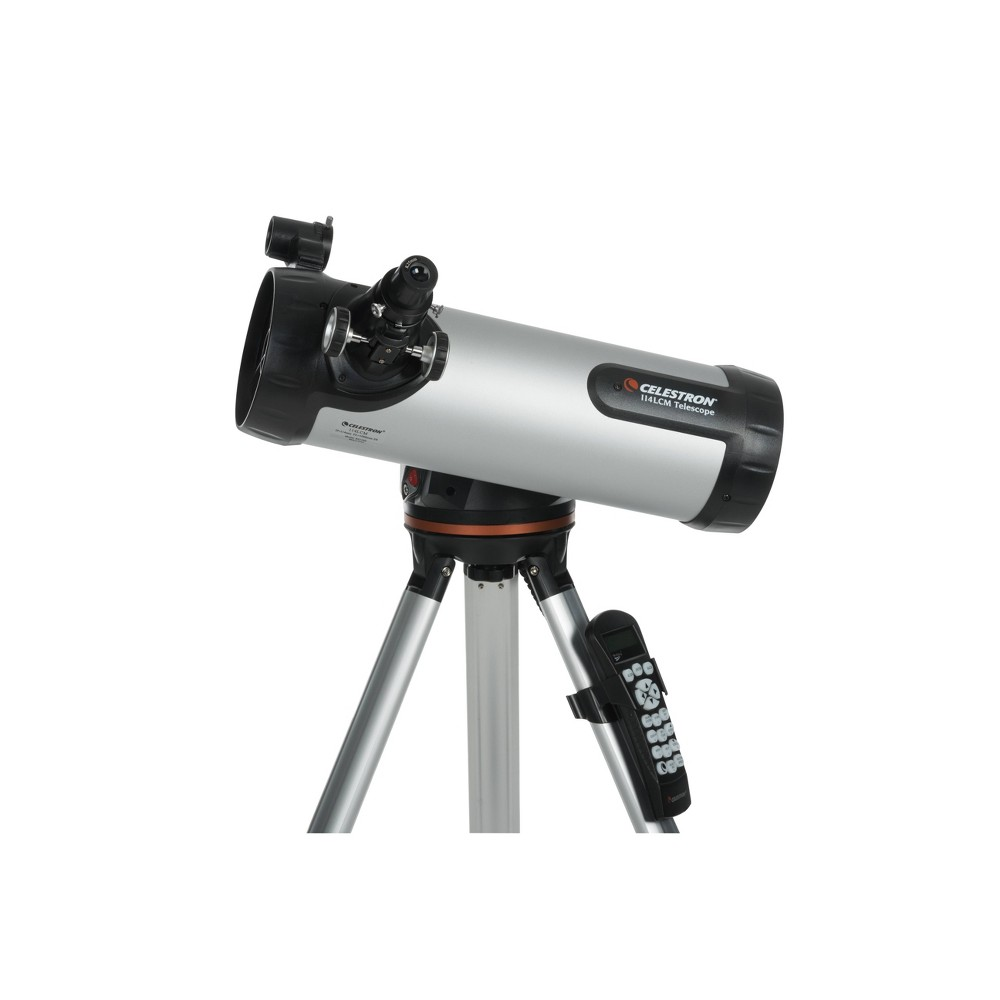 Image of Celestron Computerized 114LCM Telescope - Silver