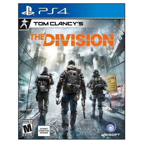 Tom Clancy's The Division PlayStation 4 - image 1 of 6
