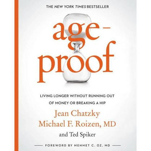 Ageproof - by  Jean Chatzky & Michael F Roizen (Paperback) - image 1 of 1