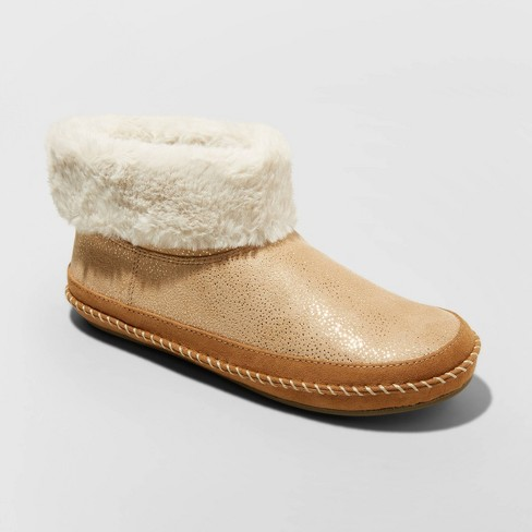 Women's Dixie Slipper Boots - Stars Above™ - image 1 of 3