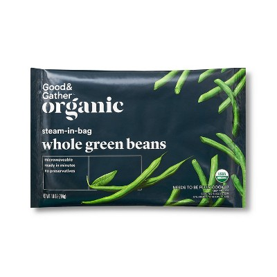 Organic Frozen Green Beans - 10oz - Good & Gather™