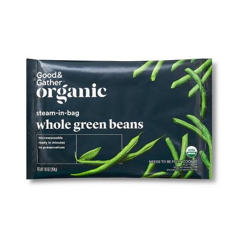 Organic Frozen Green Beans - 10oz - Good & Gather™ - image 1 of 2