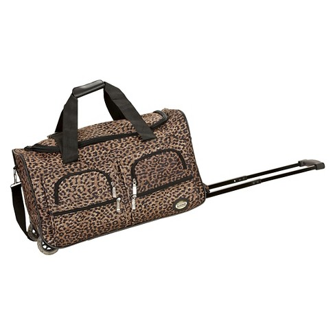"Rockland 22"" Rolling Duffel Bag - image 1 of 3"
