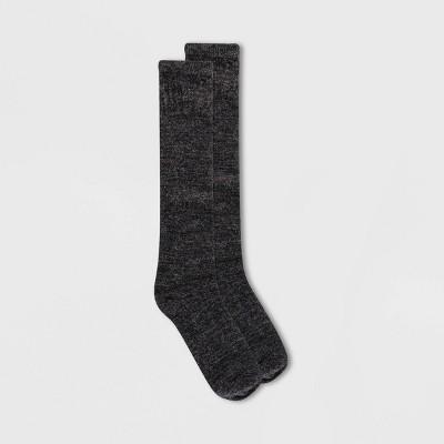 Alaska Knits Women's Wool Blend Knee High Boot Socks - 4-10