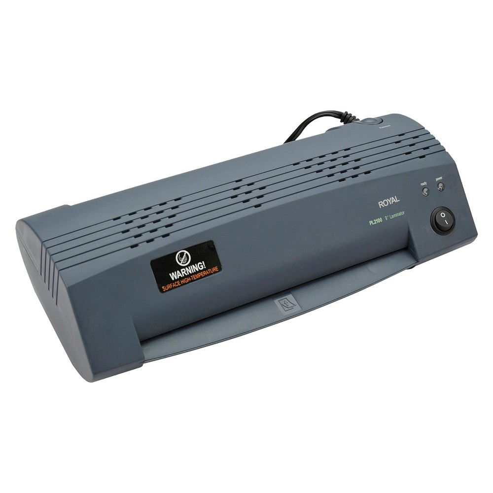 "Image of ""Royal Letter-Size Electric Laminator - (9"""")"""