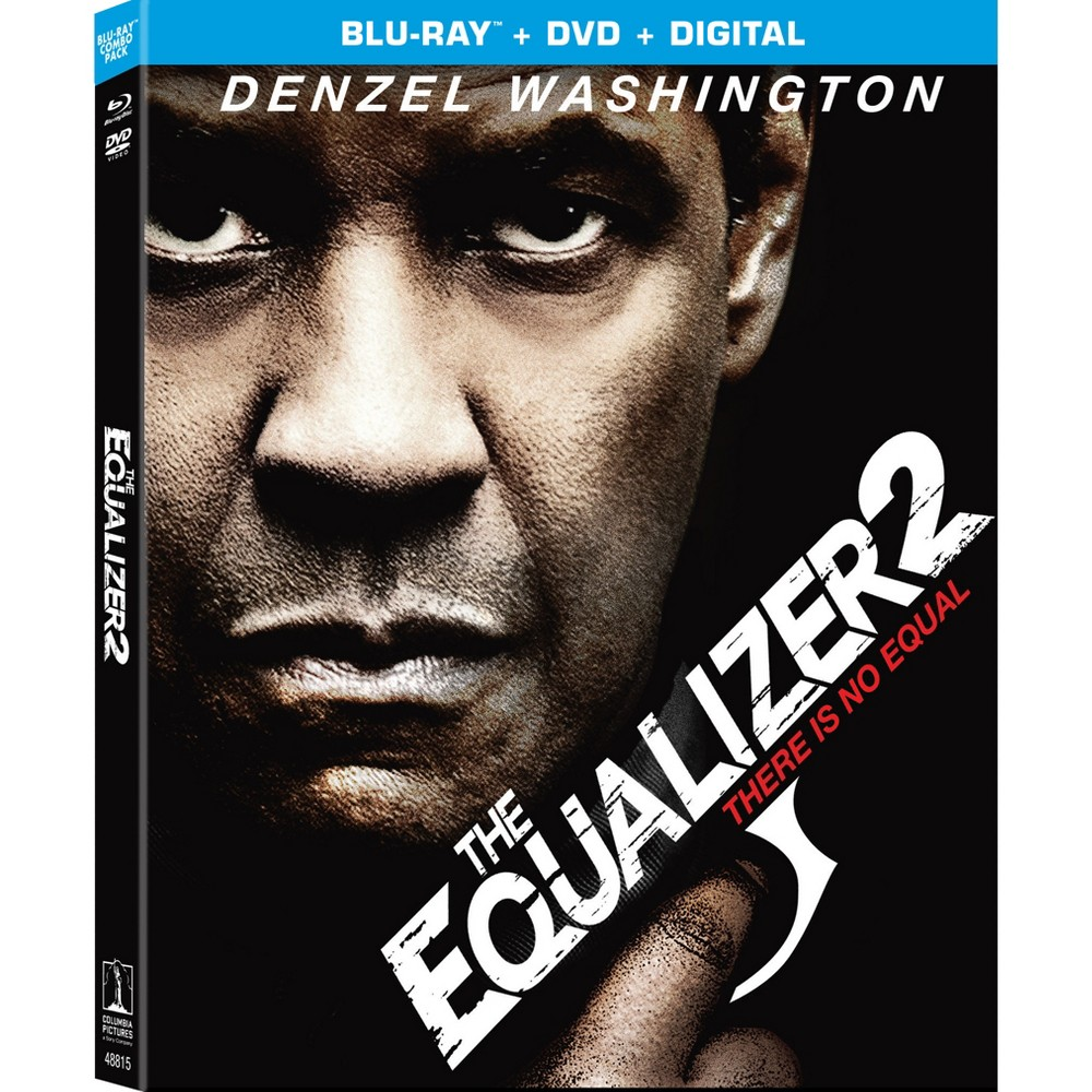 Equalizer 2 (Blu-Ray + Dvd + Digital)
