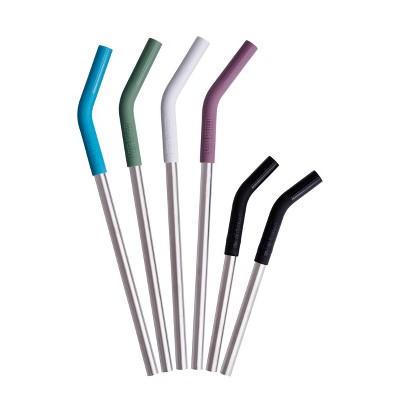 Klean Kanteen Stainless Steel Straw 6pk