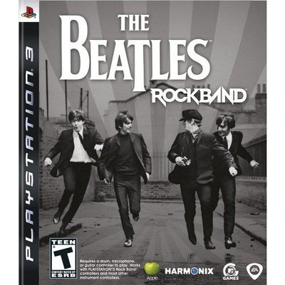 The Beatles: Rock Band (Game Only) - PlayStation 3