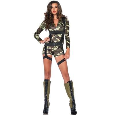 Leg Avenue Goin' Commando Adult Costume, Medium
