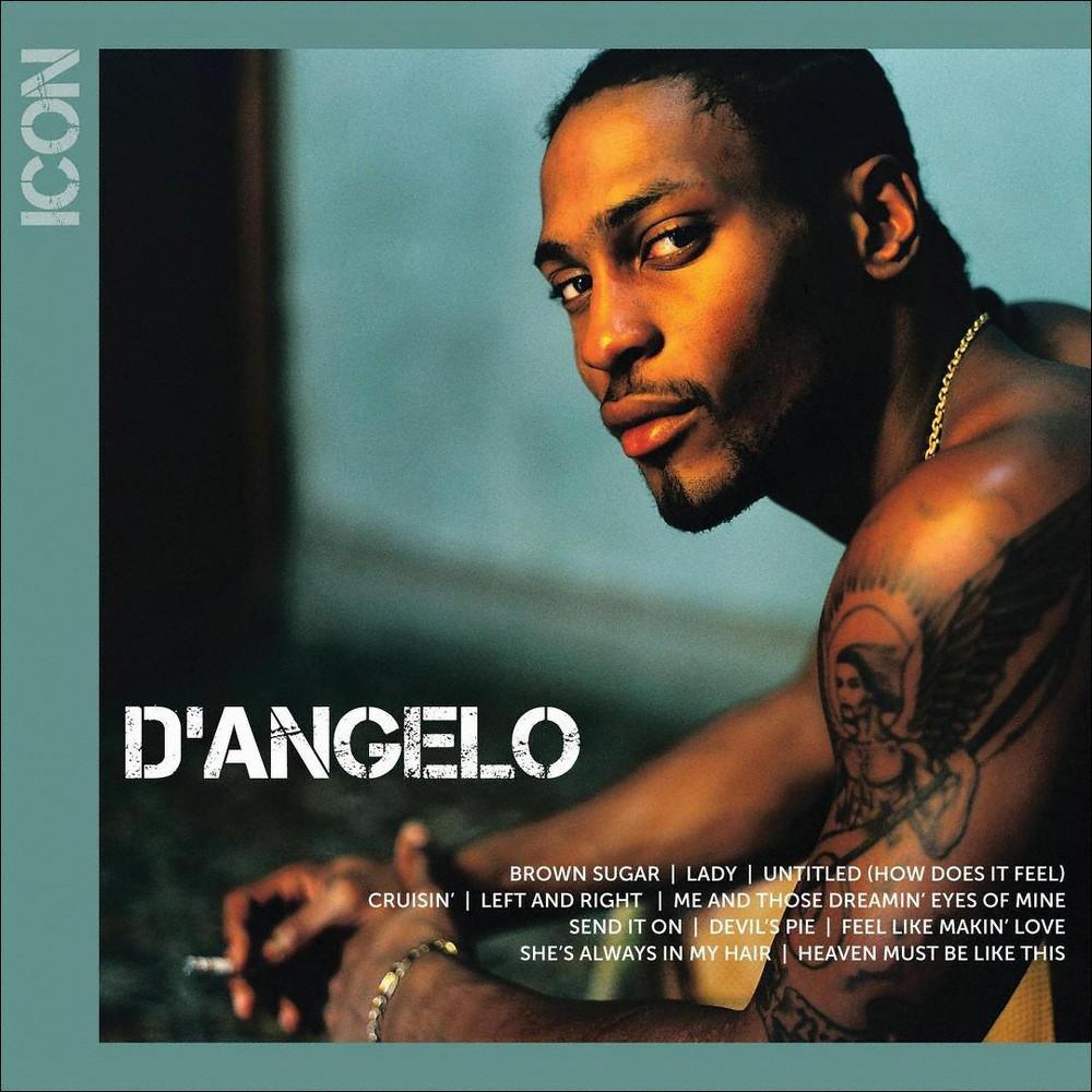 D'Angelo - Icon, Pop Music