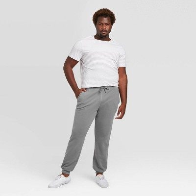 Men's Big & Tall Jogger Pants - Goodfellow & Co™
