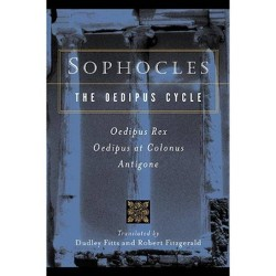 Sophocles, the Oedipus Cycle - (Harvest Book) (Paperback)