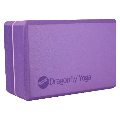 "Dragonfly Premium Foam Block - Purple (4"") - image 1 of 1"