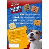 Purina Alpo Variety Snaps Little Bites Beef, Bacon, Cheese & Peanut Butter Flavor 32oz - image 2 of 4