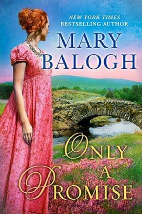 Only a Promise ( Survivor's Club) (Paperback) by Mary Balogh - image 1 of 1