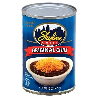 Skyline Original Chili - 15oz