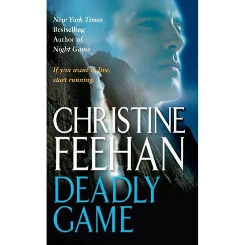 Deadly Game - (Ghostwalker Novel) by  Christine Feehan (Paperback) - image 1 of 1