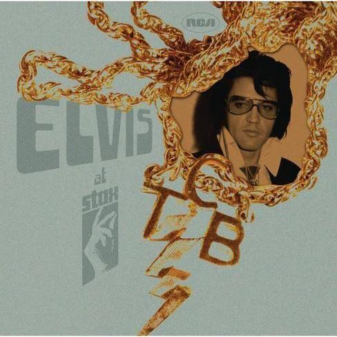 Elvis Presley - Elvis At Stax (CD) - image 1 of 1