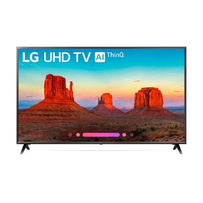 LG® 65  4K Ultra HD Smart LED TV