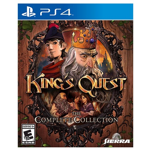 King's Quest: The Complete Collection PlayStation 4 - image 1 of 6
