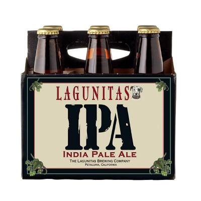 Lagunitas IPA Beer - 6pk/12 fl oz Bottles