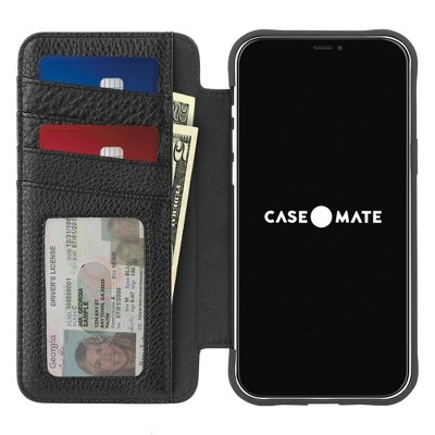 Case-Mate iPhone Case | Leather Wallet Folio