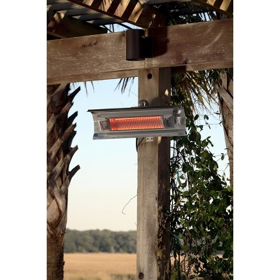 Exceptionnel Fire Sense Stainless Steel Wall Mounted Infrared Patio Heater : Target