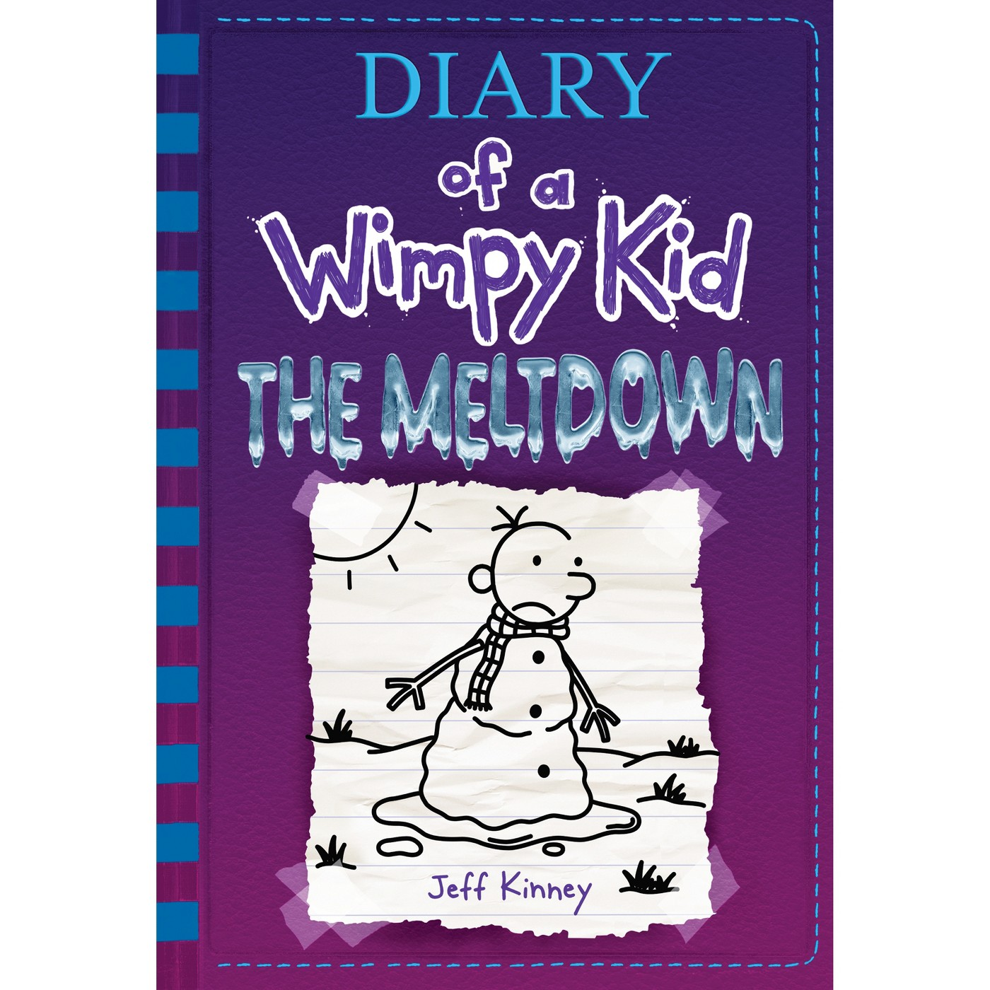 Meltdown -  (Diary of a Wimpy Kid) by Jeff Kinney (Hardcover) - image 1 of 1