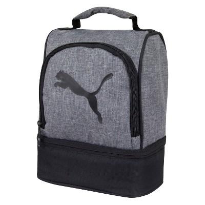 Puma Stacker Lunch Box - Heather Gray