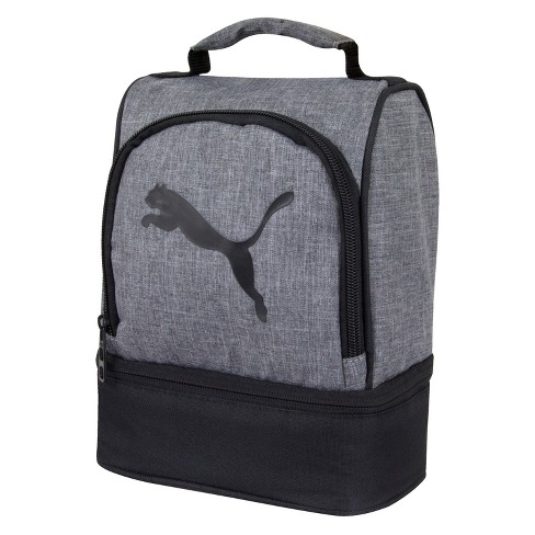 Puma Stacker Lunch Box - Heather Gray - image 1 of 4