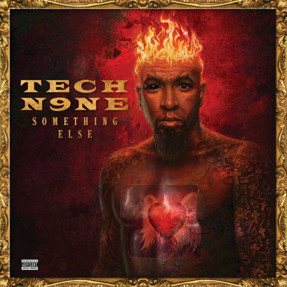 Tech N9ne - Something Else (All Access Edition) (CD)