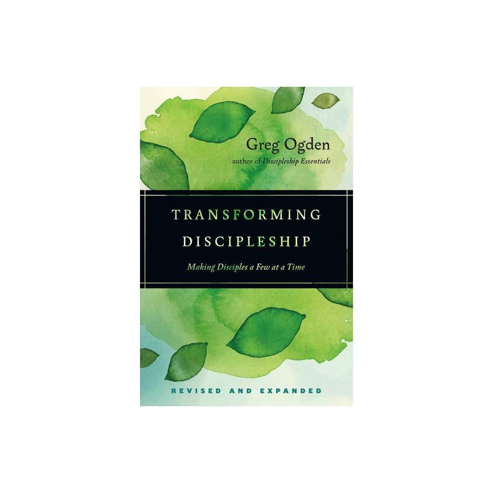 Transforming Discipleship By Greg Ogden Paperback