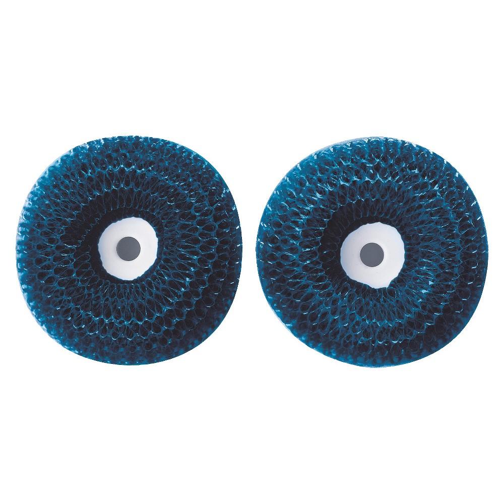 Oxo Palm Mesh Scrub Refills Blue, Green