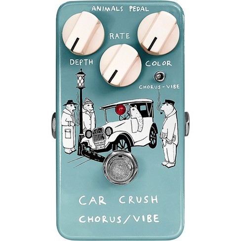 Animals Pedal Car Crush Chorus Effects Pedal - image 1 of 3